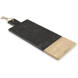 Bistro Slate and Wood Cheese Board and Platter