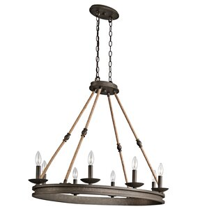 Blair 8-Light Candle-Style Chandelier