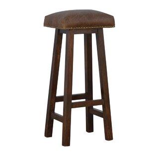 Roselyne Upholstered 30.3 Bar Stool