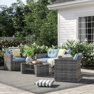 Patio Conversation Sets You\'ll Love in 2019 | Wayfair