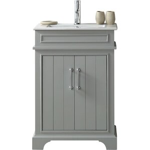 one sink vanity cabinets. 24 Single Vanity Set Bathroom Vanities Joss Main  fruitesborras com 100 One Sink Cabinets Images The Best
