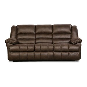 Simmons Upholstery Pickering Reclining Sofa by Darby Home Co