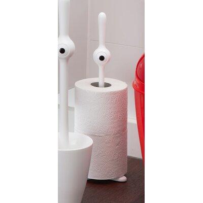 freistehender papierrollenhalter toq - Freistehender Toilettenpapierhalter Mit Lagerung