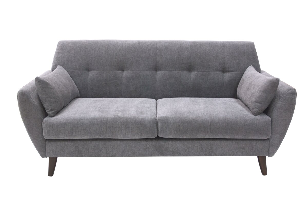 Elle Decor Amelie Mid Century Modern Sofa & Reviews