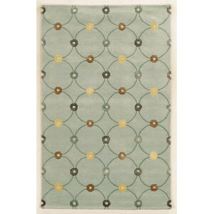 Furness Hand-Tufted Grey Area Rug