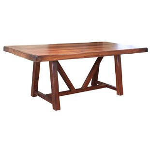 Charmant Wooden Dining Table Base