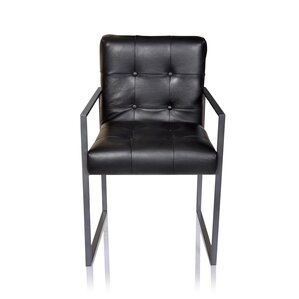 Rome Leather Armchair by Fashion N You by Horizon Interseas