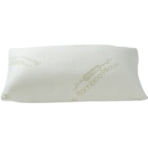 Miracle Bamboo Fiber Pillow by Miracle..
