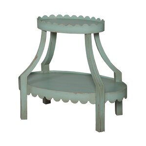 Tabatiere Surf City End Table by August Grove