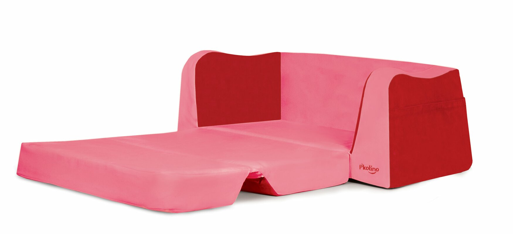 Toddler Sofa P Kolino Little Reader Toddler Foam Lounge