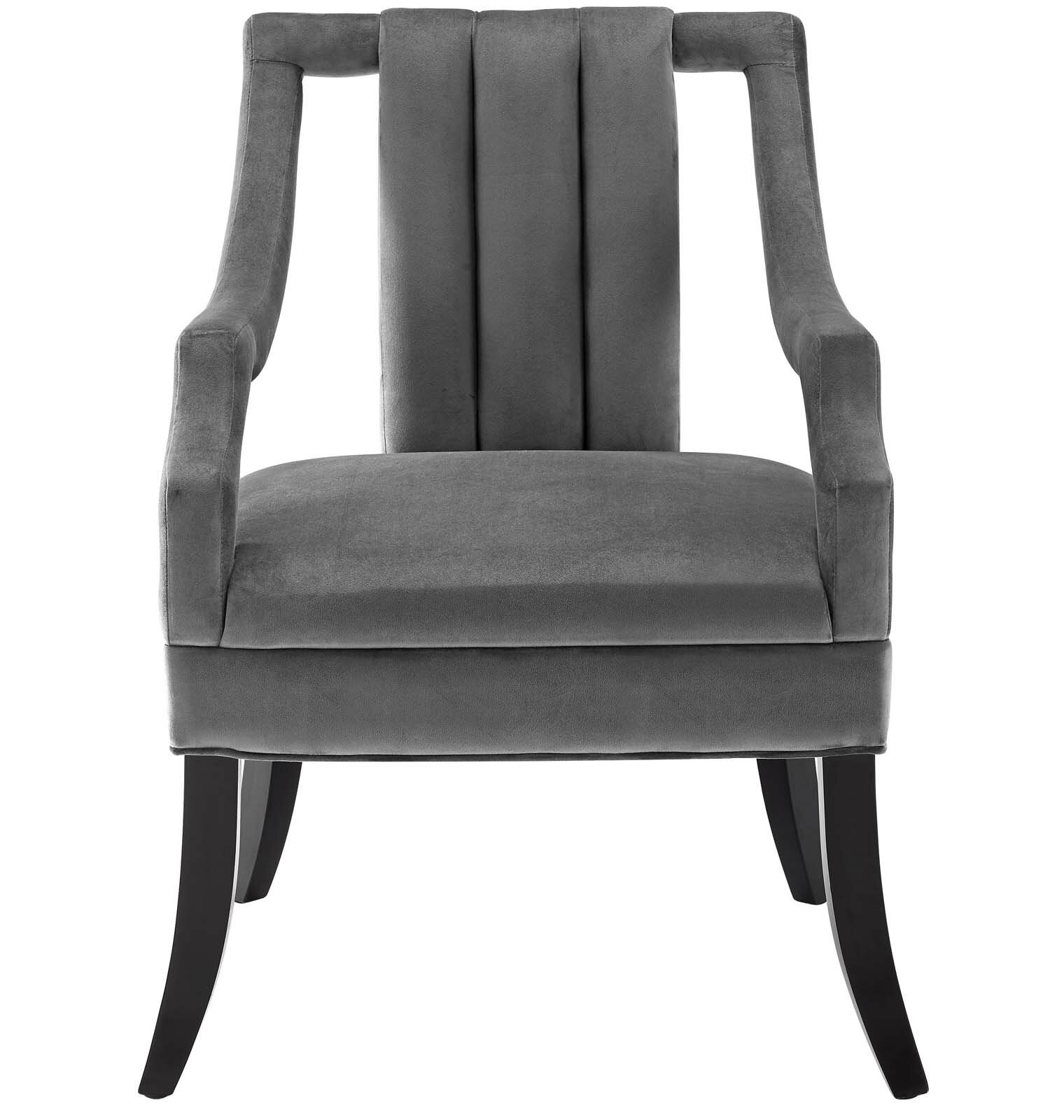 Strange Black Velvet Accent Chairs Youll Love In 2019 Wayfair Download Free Architecture Designs Embacsunscenecom
