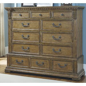 Athens 12 Drawer Master Chest by Astoria Grand