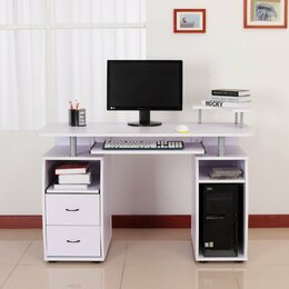 with storage desks desk overview white