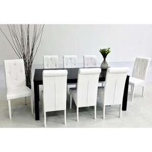 Dita 9 Piece Dining Set by Warehouse of Tiffany