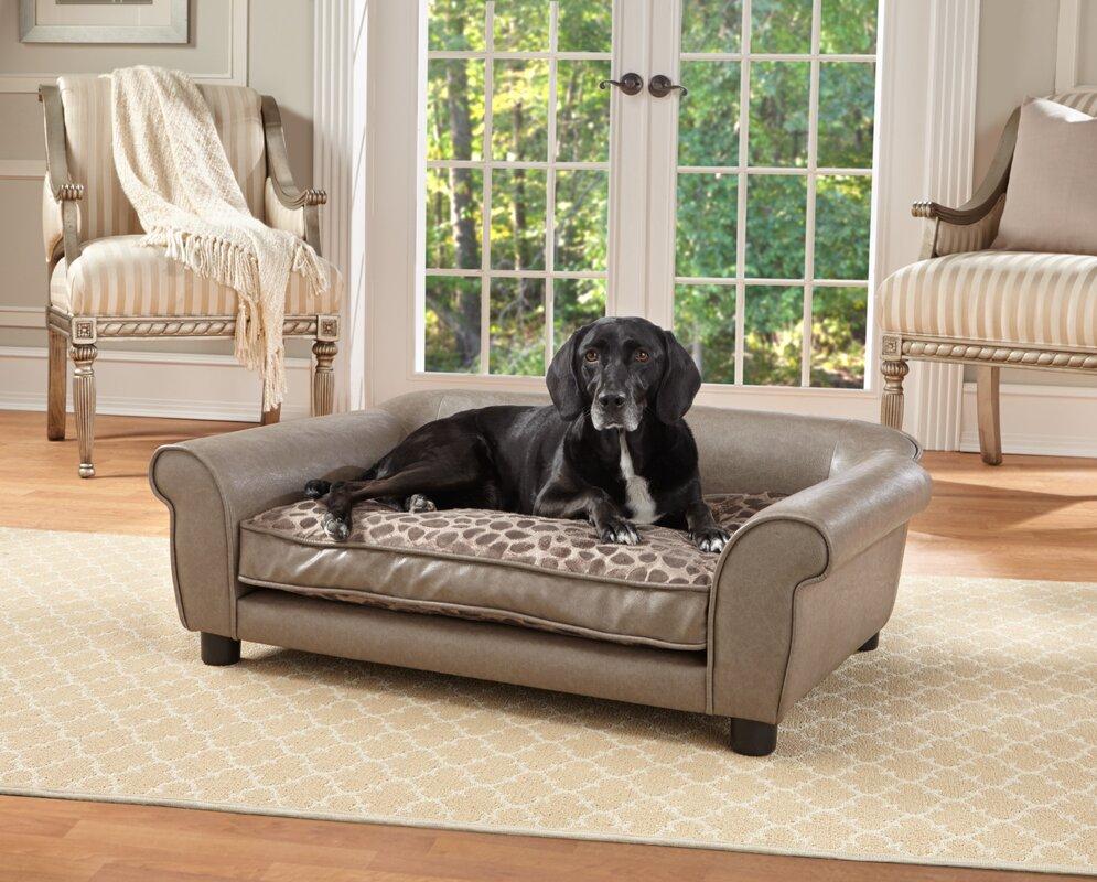 Enchanted Home Pet Rockwell Dog Sofa & Reviews