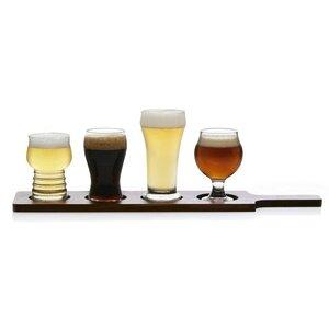 Libbey Craft Brews 4 Piece Beer Tasting Set