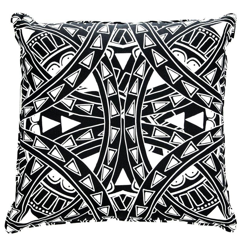 Lorena Gaxiola El Apache Tattoo Cotton Throw Pillow Wayfair