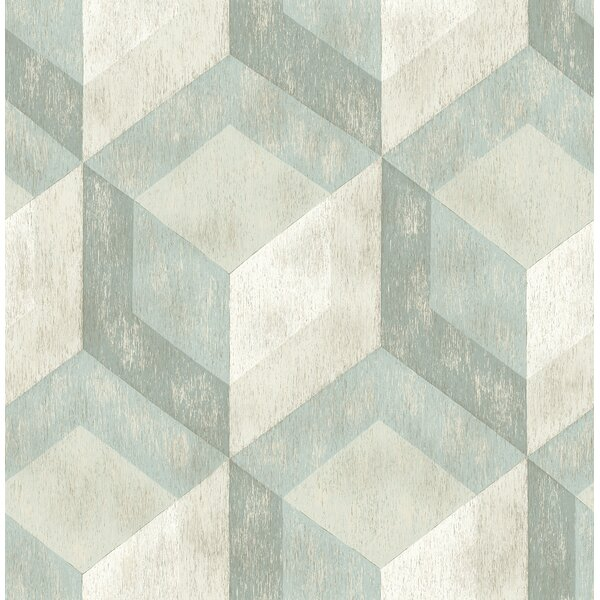 Brewster Home Fashions Rustic 33 X 20 5 Quot Geometric