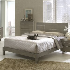 Mell Panel Bed by Orren Ellis