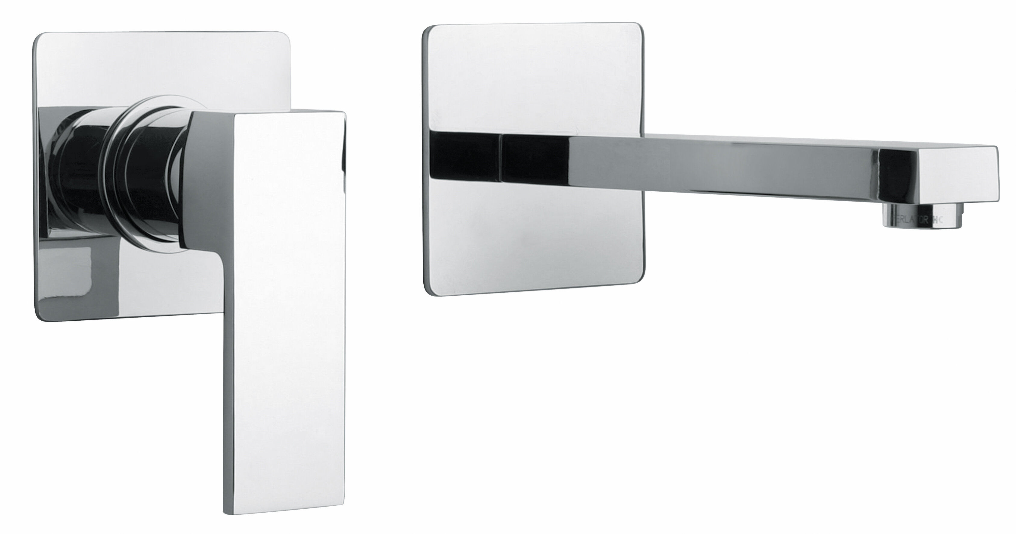 Jewel Faucets J12 Bath Series Wall mounted Bathroom Faucet & Reviews ...
