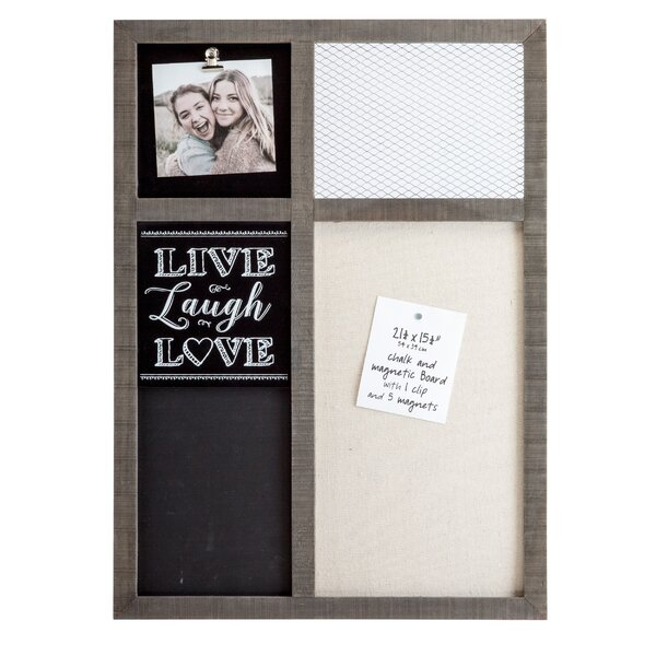 Memo Boards You'll Love Wayfair Amazing Black Magnetic Memo Board