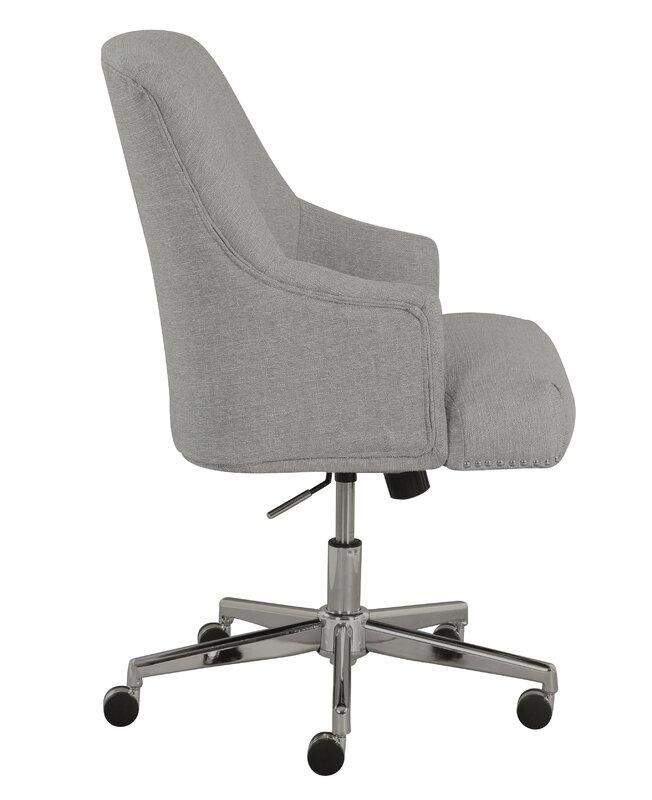 Serta Leighton Mid Back Desk Chair