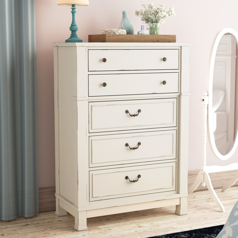 Parfondeval Panel Configurable Wood Bedroom Set & Reviews