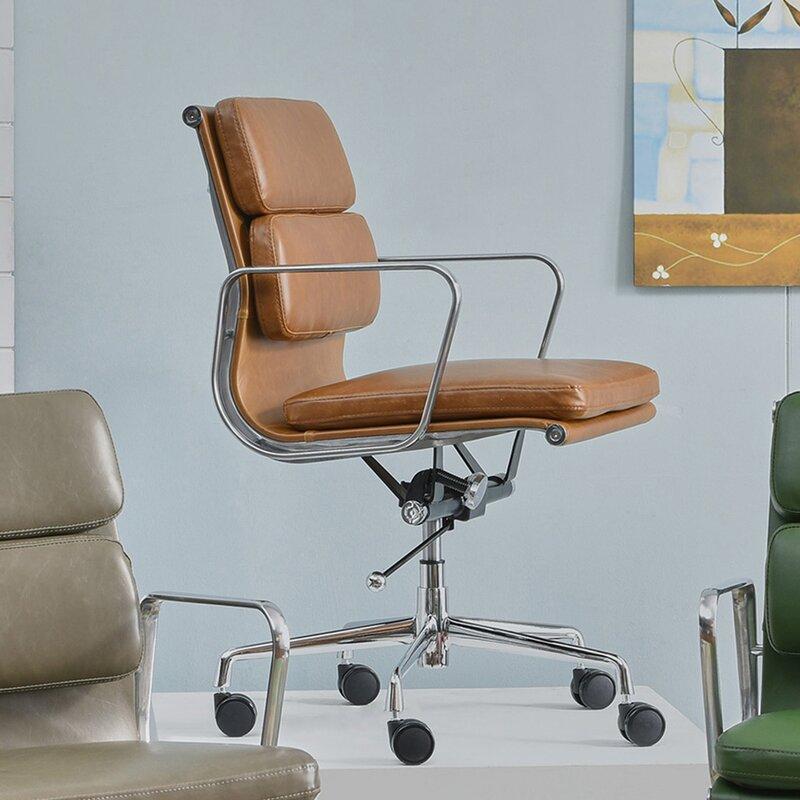 Botsford Pu Office Desk Chair