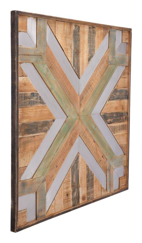 Modern Wooden Wall Décor