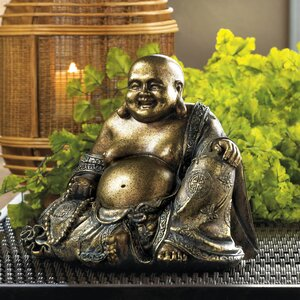 Fleck Buddha Statue