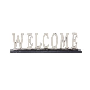 Delicieux Gathers Modern Metal Kitchen Sign Letter Blocks
