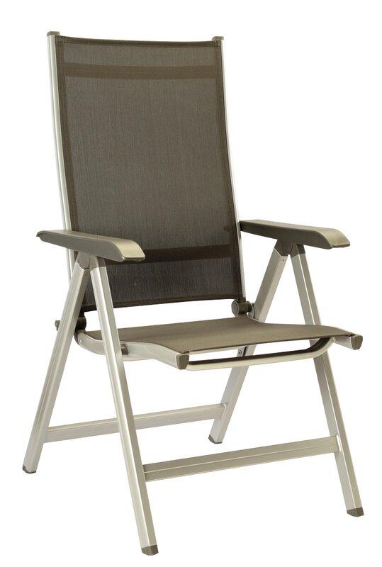 Kettler Basic Plus Reclining Camping Chair & Reviews