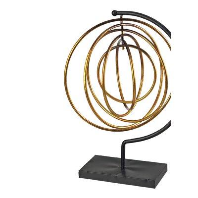 Brayden Studio Metal Sculpture