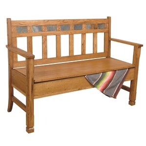 Fresno Storage Bench by Loon Peak