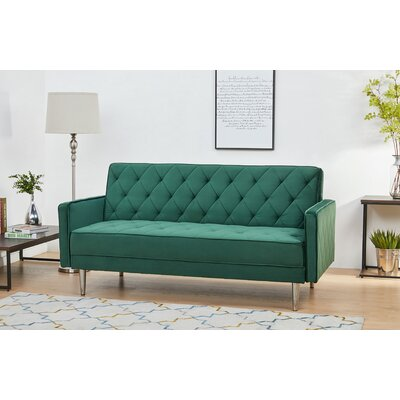 Green Loveseat Sofas You Ll Love In 2019 Wayfair