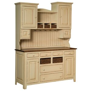 Amity 6 Drawer 6 Door Standard China Cabinet by ..