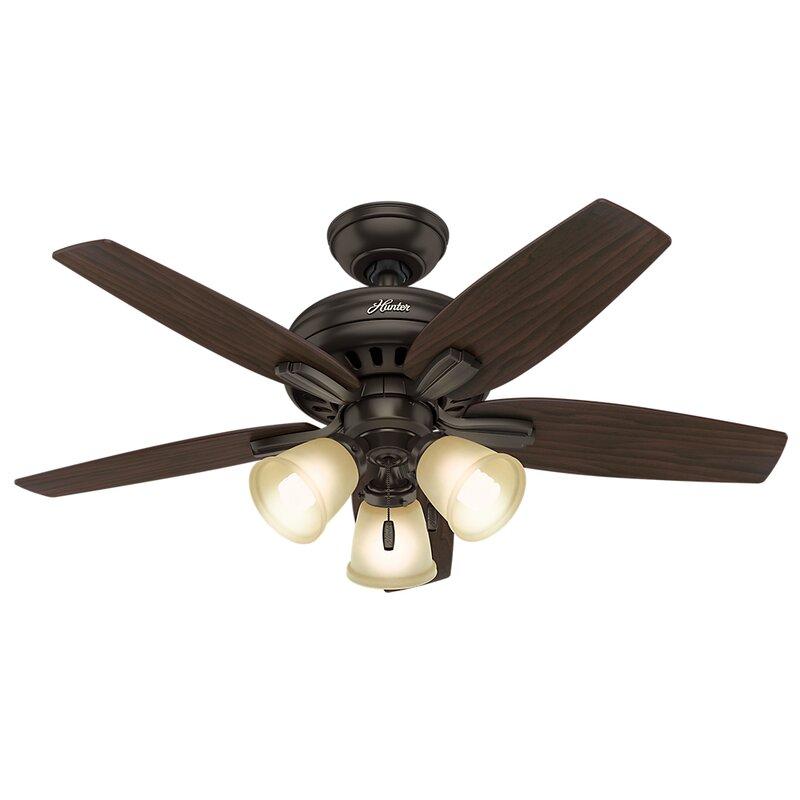 "42"" Newsome 5-blade Ceiling Fan"