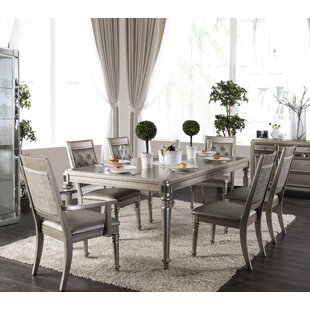 Barney 7 Piece Extendable Dining Set