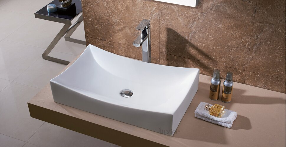 Small Bathroom Basins bathroom sinks you'll love | wayfair