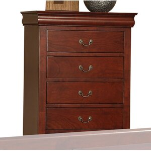 Whispering Pines 5 Drawer Chest