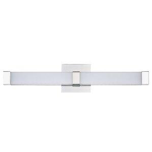 Bathroom Light Fixtures Wayfair led bathroom lighting fixtures | wayfair