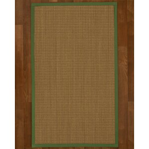 Asther Hand-Woven Beige Area Rug