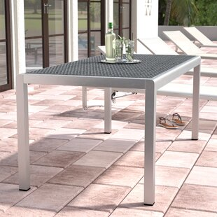 Aluminum Outdoor Dining Table Wayfair
