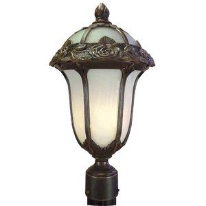 Rose Garden Outdoor 3-Light Lantern Head