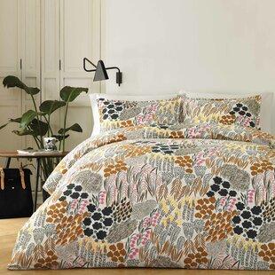 1c33a5cbcfd Pienni 100% Cotton Duvet Cover Set
