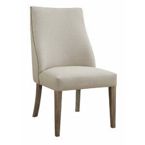 Lorna Upholstered Side Chair (Set of 2) by Lark Manor