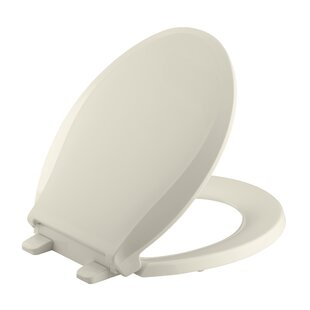 Toilet Seat. Cachet Quiet Close with Grip Tight Round Front Toilet Seat Seats You ll Love  Wayfair