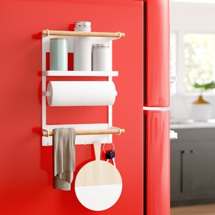 Jamari Magnetic Kitchen Organization Rack