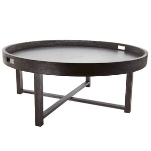 Nomi Coffee Table with Tray Top by Gracie Oaks