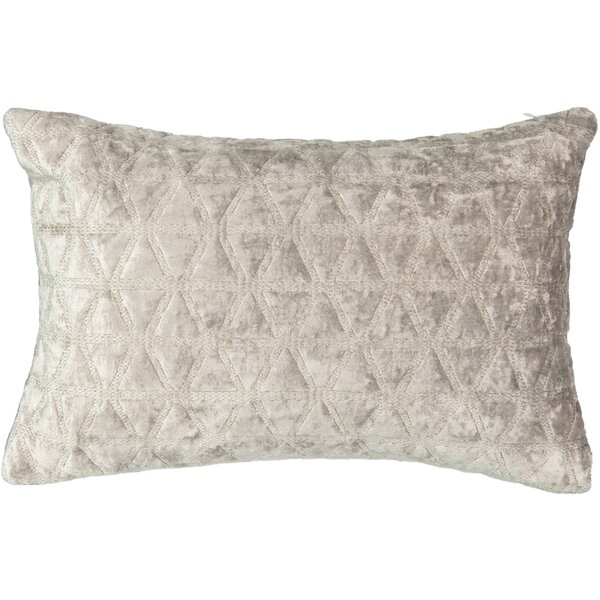 Beautyrest Social Call Velvet Lumbar Pillow Amp Reviews